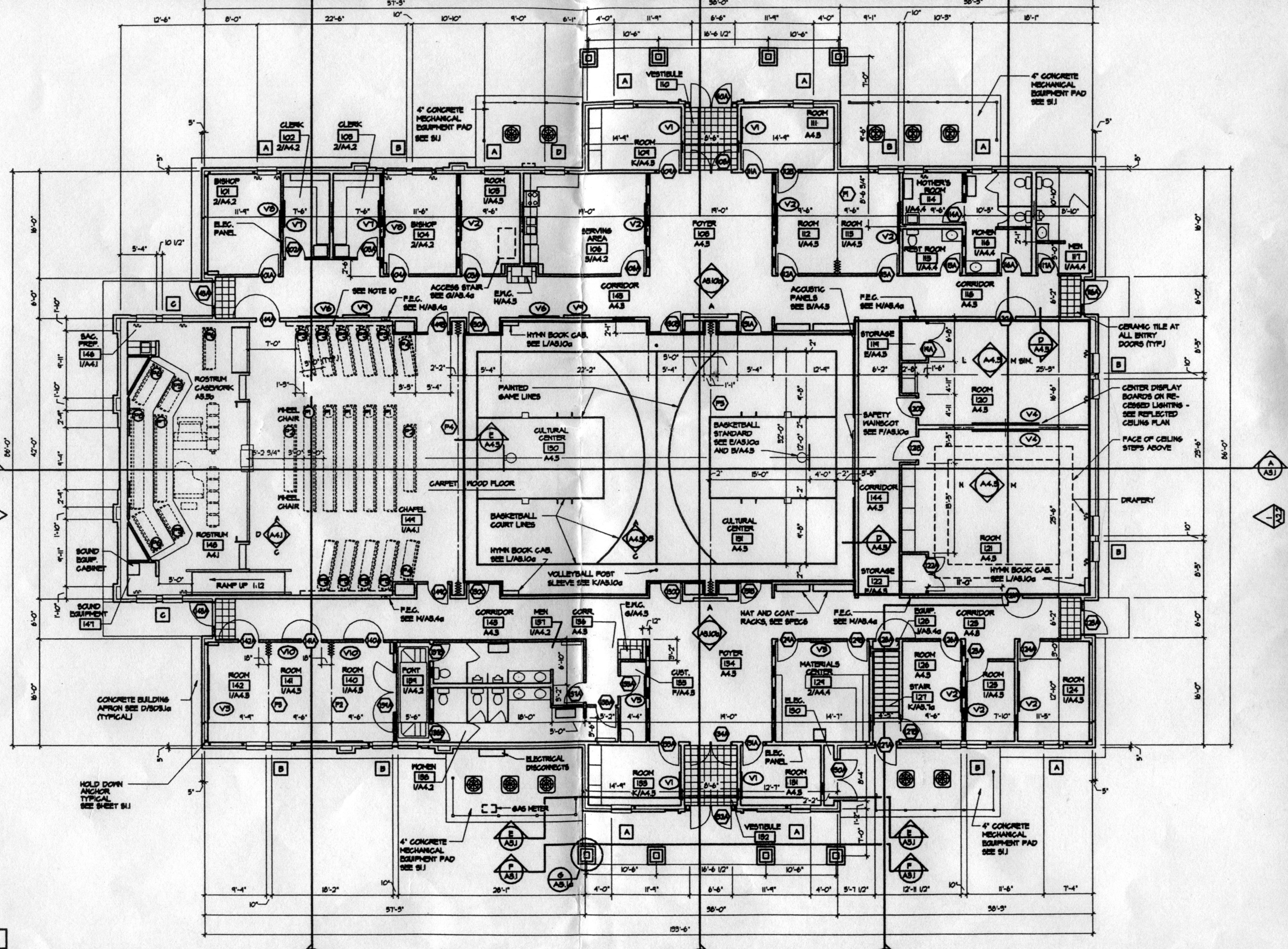 Construction drawings for Construction drawing